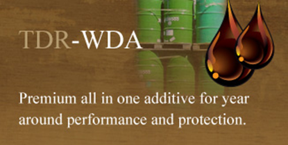 "Picture of ""CLASSIC"" TDR-WDA® PREMIUM WINTER DIESEL ADDITIVE"